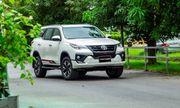Toyota Fortuner bất ngờ giảm giá