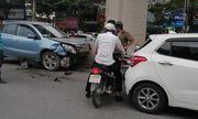 Danh tính tài xế gây tai nạn liên hoàn ở Hồ Tùng Mậu khiến 3 người bị thương