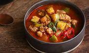Học người Hàn nấu món canh thịt, không ngờ cả nhà mê tít