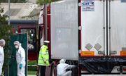 Vụ 39 người tử vong trong container ở Anh: Các nạn nhân đều là người Việt Nam
