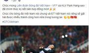 Ngỡ ngàng trang chủ Chelsea gửi lời chúc tới HLV Park Hang-seo gia hạn hợp đồng