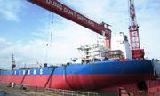 Nhà máy đóng tàu Dung Quất nợ 7.000 tỷ đồng, ngấp nghé bờ vực phá sản