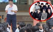 Vụ học sinh bị kỷ luật vì xúc phạm nhóm nhạc BTS: Hiệu trưởng nói gì?
