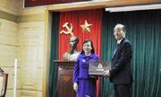 Bộ trưởng Nguyễn Thị Kim Tiến làm việc với Trưởng đại diện WHO tại Việt Nam