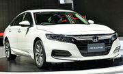 Bảng giá xe ô tô Honda mới nhất tháng 11/2019: Sedan Accord phiên bản mới giá niêm yết từ 1,32 tỷ đồng