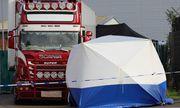 Vụ 39 người chết trong container ở Anh: Đã thông báo riêng tới gia đình các nạn nhân