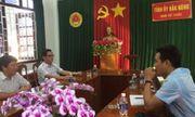 Bất nhất bằng cấp của nguyên Phó ban Dân vận Tỉnh ủy Đắk Nông