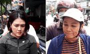 Nhóm hiệp sĩ quận Tân Bình truy bắt 2 'nữ quái' trộm điện thoại trong cửa hàng quần áo