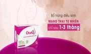 OVAQ1 giúp mang thai tự nhiên