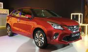 Soi mẫu Glanza đẹp long lanh của Toyota, giá gần 280 triệu đồng khiến nhiều người xuýt xoa