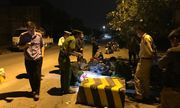 Quảng Ninh: Đâm vào cục bê tông giữa đường, con gái tử vong, mẹ bị thương nặng