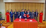 Macca Nutrition Việt Nam kí kết bản ghi nhớ kết nối, hợp tác thương mại với Tập đoàn Hoa Thần Long Đức