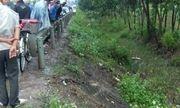 Thừa Thiên - Huế: Phát hiện thi thể nam thanh niên cùng xe Exciter dưới mương nước