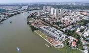 Điểm mặt những dự án lấn sông Sài Gòn