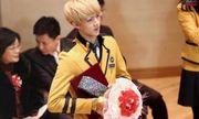 Ngắm loạt ảnh sao Hàn gây náo loạn trường học: Mặc đồng phục mà như đi event, thảm đỏ