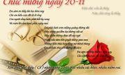 Những bài thơ hay và ý nghĩa chúc mừng thầy cô ngày 20/11