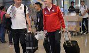 Đội tuyển UAE đã có mặt tại Nội Bài, sẵn sàng đối đầu với tuyển Việt Nam