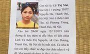 Hà Nội: Nữ sinh lớp 10 mất tích khi đi học thêm
