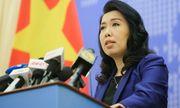 Việt Nam bác thông tin sai trái của Trung Quốc về chủ quyền Trường Sa