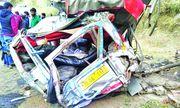 Xe buýt lao xuống hẻm núi tại Ấn Độ, ít nhất 16 người thiệt mạng