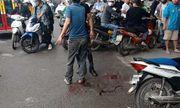 Hà Nội: Hé lộ nguyên nhân bất ngờ vụ người đàn ông cầm dao truy sát 2 cô gái ở gầm cầu Dậu