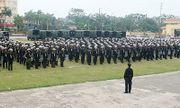 """Dự thảo thành lập trung đoàn không quân công an nhân dân, trung đoàn cảnh sát cơ động kỵ binh: Thêm """"quả đấm thép"""" phòng chống tội phạm trong tình hình mới"""