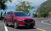 Chiêm ngưỡng Mazda CX-8 bản đắt nhất 1,6 tỷ đồng