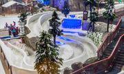Những trải nghiệm tuyết mới lạ từ Dubai đến Ninh Chữ