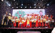 Tưng bừng lễ tôn vinh TOP 50 Thiếu niên lĩnh hội hạt giống Vườn Tâm Hồn