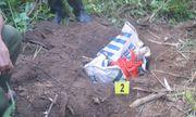 Người dân tá hoả phá hiện thi thể bé trai sơ sinh bị bỏ rơi ngoài bãi rác