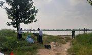 Truy tìm danh tính xác chết đang phân hủy trên sông Tiền