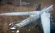 Chưa kịp bàn giao, máy bay trinh sát hiện đại đã gặp nạn thảm khốc