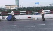Phóng xe vào cảng hàng không Nội Bài, 2 người phụ nữ thương vong