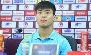 Duy Mạnh nói về ký ức nhặt bóng tại AFF Cup 2008, tuyên bố đá sòng phẳng với Thái Lan