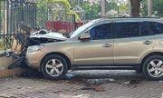 """Tin tức tai nạn giao thông mới nhất hôm nay 19/11/2019: Xe """"điên"""" đâm hàng loạt người bị thương"""