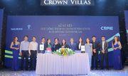 Thái Hưng bàn giao căn hộ Tiểu khu Iris và ra mắt biệt thự siêu Vip của dự án Crown Villas