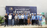 Tổng thầu xây dựng MD LAND& nhà thầu xây dựng Nam Tín tổ chức thành công buổi lễ khởi công khu nhà ở 35 Bùi Tư Toàn quận Bình Tân