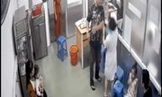 Xác định danh tính người đàn ông hành hung nữ nhân viên y tế