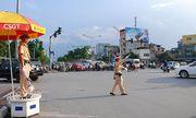 Đi đường thế nào để không bị tắc trong ngày tuyển Việt Nam