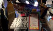 Tìm kiếm  người đàn ông nghi nhảy cầu Rạch Miễu tự tử để lại xe máy cùng chai thuốc trừ sâu