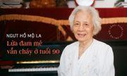 [E] Nhà giáo ưu tú Hồ Mộ La: Lửa đam mê vẫn cháy ở tuổi 90