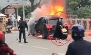 Vụ Mercedes gây tai nạn kinh hoàng, 1 người chết ở Hà Nội: Nữ tài xế ra trình diện