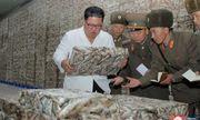 Ông Kim Jong-un phê bình cấp dưới quản lý yếu kém trong chuyến thị sát nhà máy cá