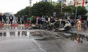 Vụ xe Mercedes gây tai nạn liên hoàn ở Hà Nội: Bất ngờ lời khai của nữ tài xế
