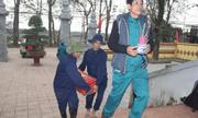 Quảng Trị: Phát hiện 4 hài cốt liệt sỹ cùng nhiều di vật trong vườn nhà người dân