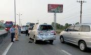Tin tức tai nạn giao thông mới nhất hôm nay 22/11/2019: Va chạm xe liên hoàn trên cao tốc