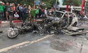 Vụ xe Mercedes gây tai nạn chết người ỏ Hà Nội: Tạm giữ hình sự nữ tài xế