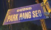 Thực hư chuyện con đường mang tên Park Hang Seo tại TP.HCM