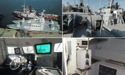 Nga tung video đập tan cáo buộc phá hoại, lấy trộm đồ trên 3 tàu chiến của Ukraine