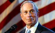 Tỷ phú truyền thông Bloomberg tuyên bố không nhận lương nếu trở thành tổng thống Mỹ